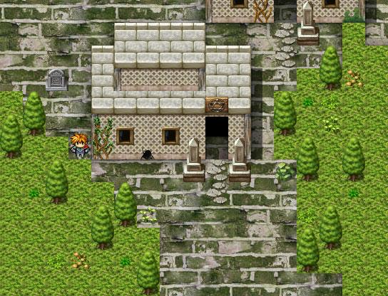 ▽マップチップ ~遺跡の壁 Creava\u0027s Nest